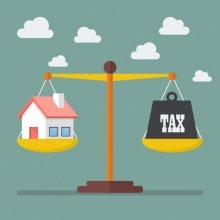Налоги на квартиру в 2021 году для физических лиц