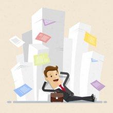 ИП с онлайн-кассами освободят от деклараций по УСН