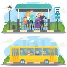 В 2019 году водители и кондукторы общественного транспорта должны внедрить онлайн-кассы