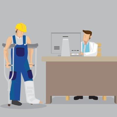 Увольнение на больничном и выдача трудовой книжки