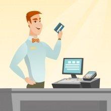 Онлайн касса при получении займа рефинансирование займов мфо в банке