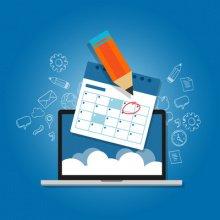 Календарь бухгалтера в программах 1С