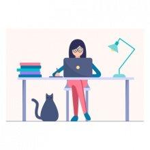 Бухгалтерам приклеили ярлык «одинокие женщины с котиками»