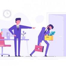Увольнение сотрудника во время отпуска по собственному желанию