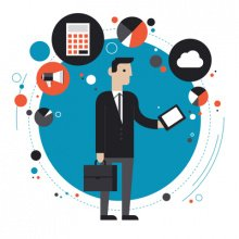 «Большая ERP», которая всегда с вами, – мобильный клиент 1С:ERP для дистанционной работы