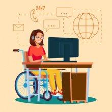 Трудоустройство инвалидов в 2019 году: квотирование, взносы и штрафы