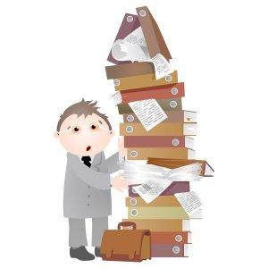 Что делать, если уволенный сотрудник забрал документы компании