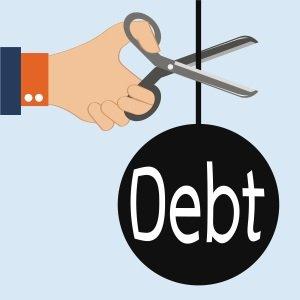 Проводки по списанию задолженности с 58