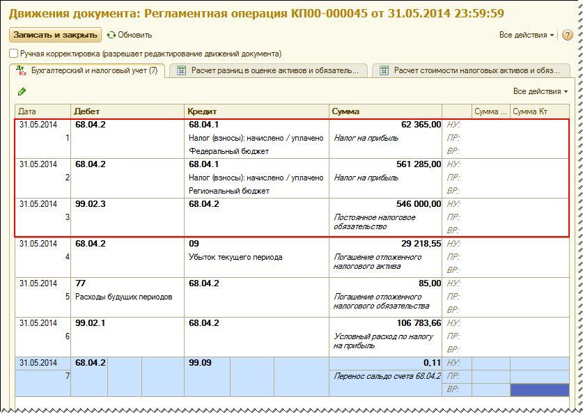 Начислен налог на прибыль проводки рб оквэд 22.15 попадает под енвд